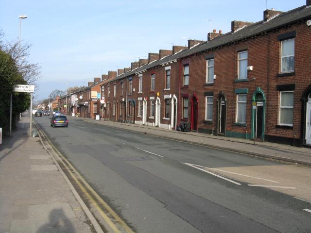 Royton - Oldham Road