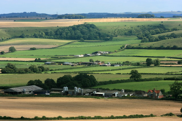 2008 : South of east from Long Knoll