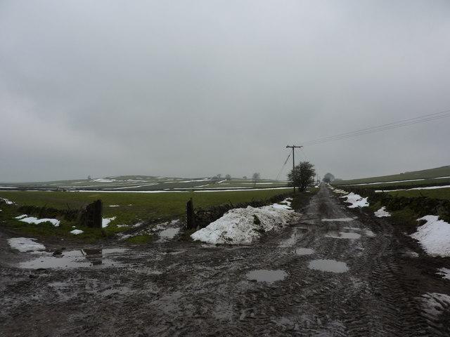Water Lane, Wheston