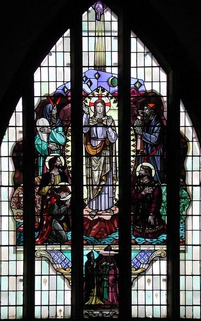 St Agnes, Kennington Park, London SE11 - Window