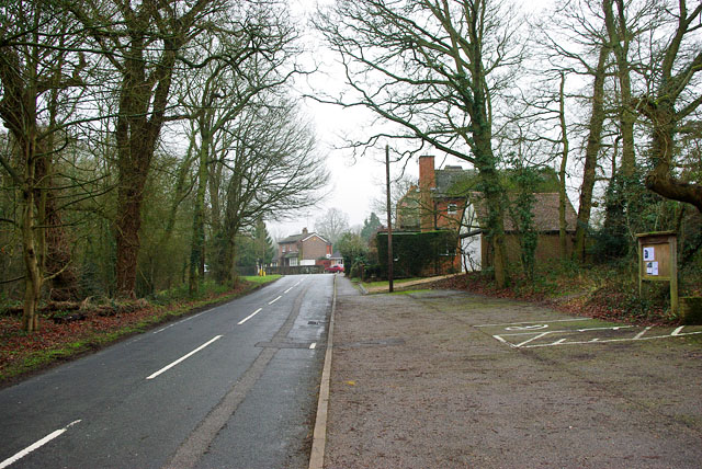 Brickfield Road, Outwood