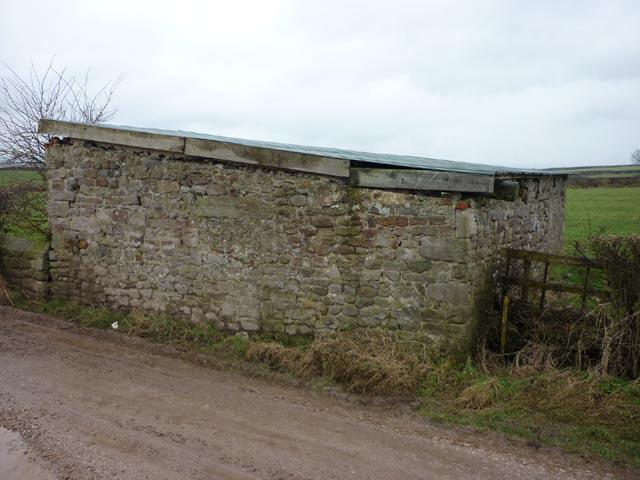 Barn, Yenham Lane