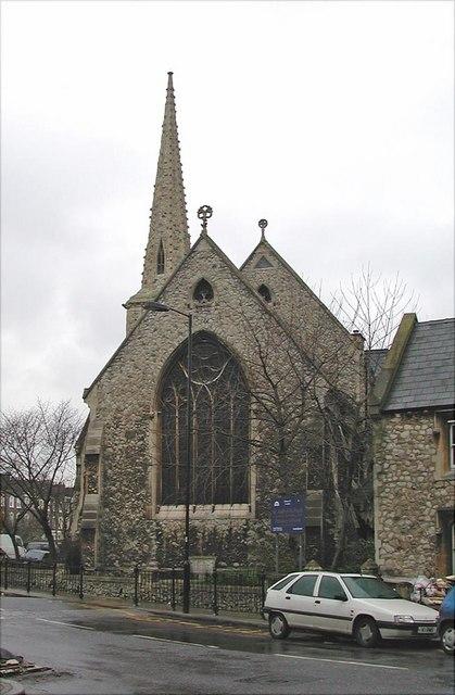 St Jude & St Paul, Mildmay Grove North, London N1