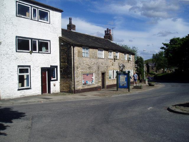 The Globe Inn, Wardle