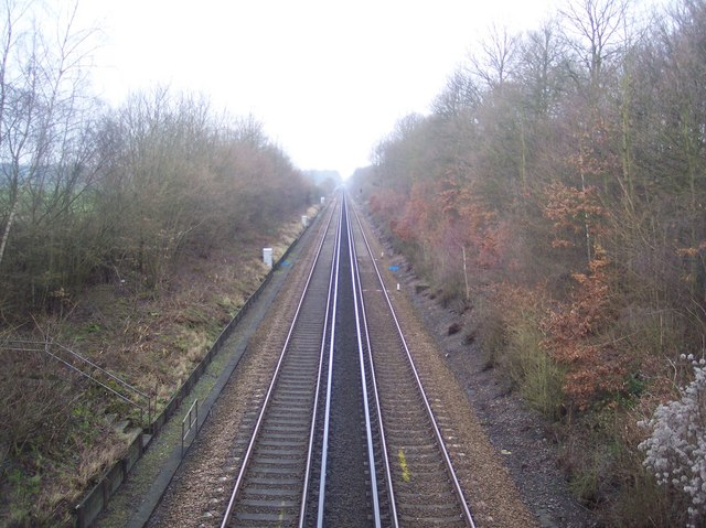 Railway to Pluckley