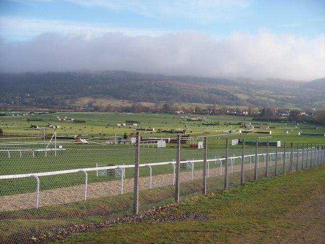Cheltenham racecourse