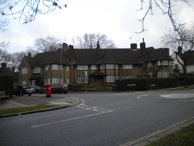 Hampstead Way NW11