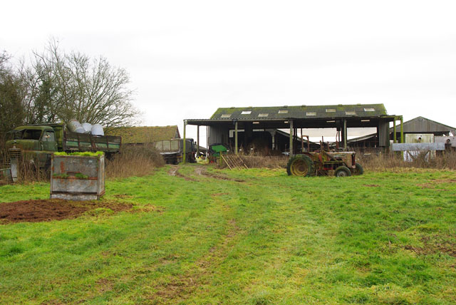 Lodge Farm - buildings
