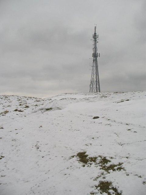 Relay mast, Hamilton Hill