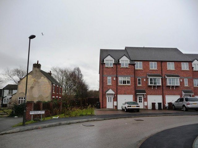 Brookfield Mews, off Mill Lane