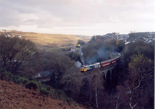 Bargoed Viaduct