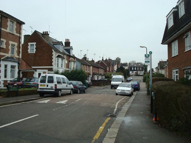 St John's Terrace Road