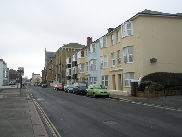 Houses in Clarence Road