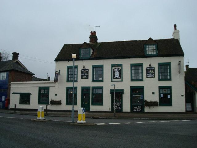 The Ship Inn public house, Whitemans Green, Cuckfield