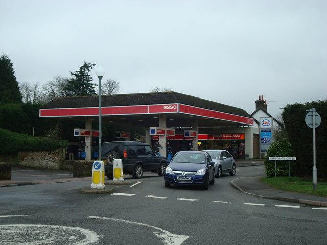 Petrol Station, Whitemans Green, Cuckfield