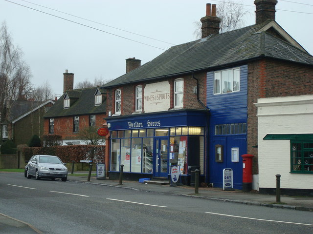 Post office and store, Whitemans Green, Cuckfield