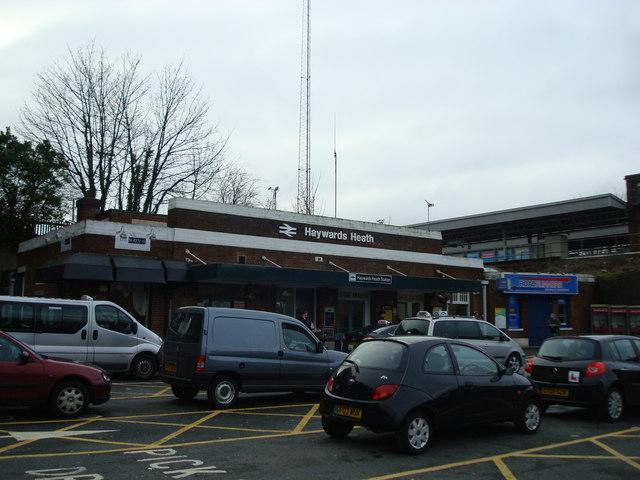 Haywards Heath Railway Station