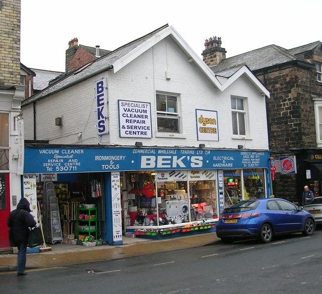 Bek's Electrical & Hardware - Commercial Street