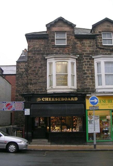 The Cheeseboard - Commercial Street