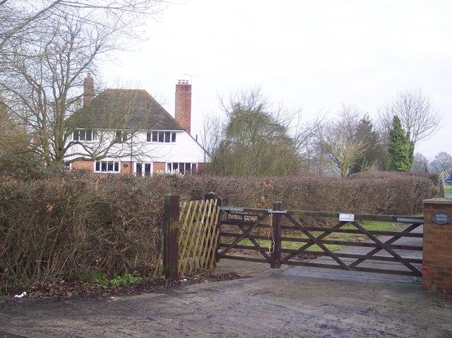 Runsell Grange