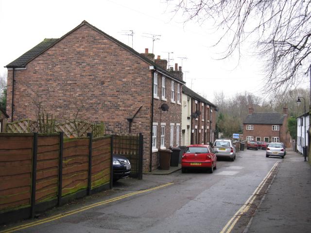 Sandbach - Church Street