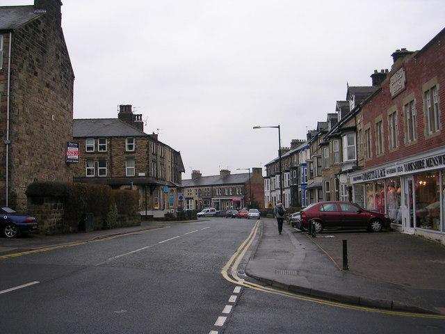 Cheltenham Parade - Commercial Street
