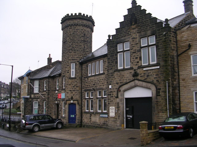 Drill Hall & Barracks - Commercial Street