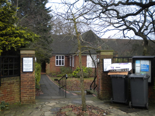 Golders Green Friends Meeting House, North Square NW11