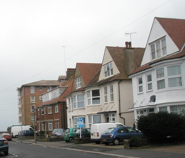 Houses in Albert Road