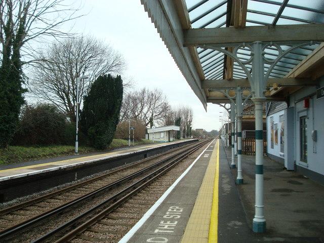 Cooksbridge Railway Station