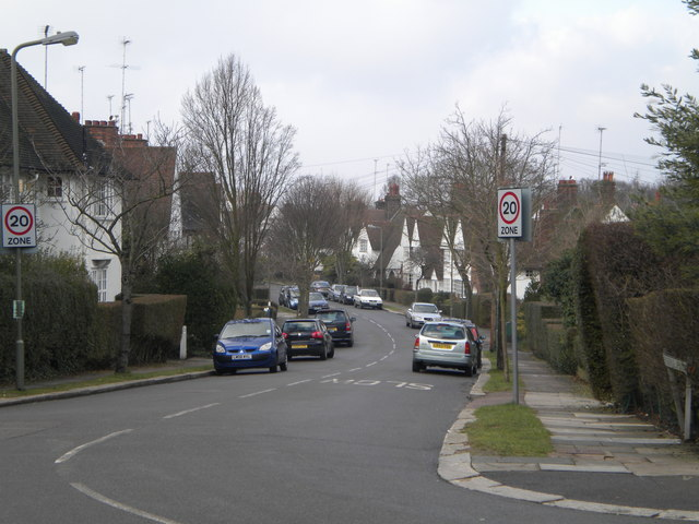 Erskine Hill NW11