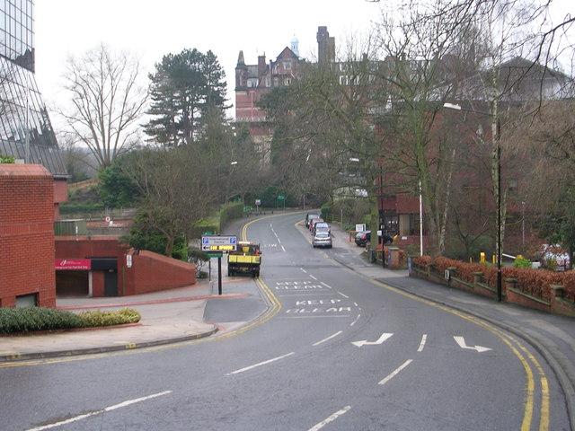 Springfield Road - Kings Road