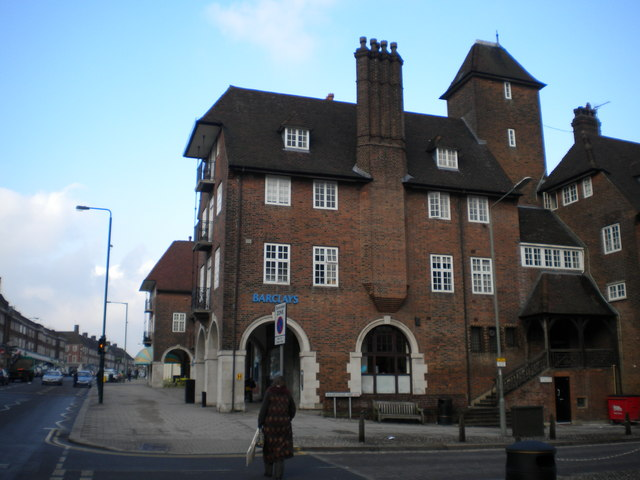 Barclays Bank, Finchley Road NW11