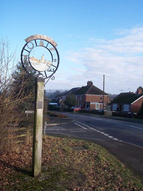 Bethersden Village Sign
