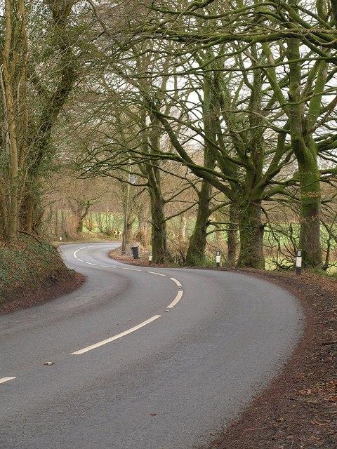 Double bend, Mount Pleasant