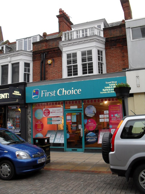 First Choice in London Road