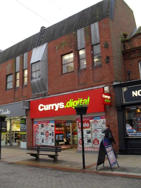 Currys in London Road