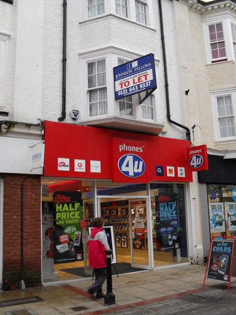 phones 4u in London Road