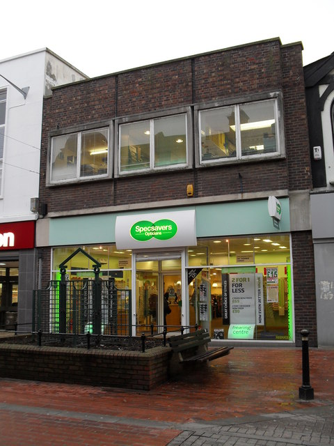 Specsavers in London Road