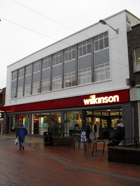 wilkinson in London Road