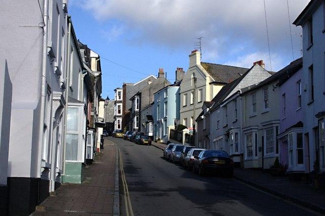 Brownston Street Modbury