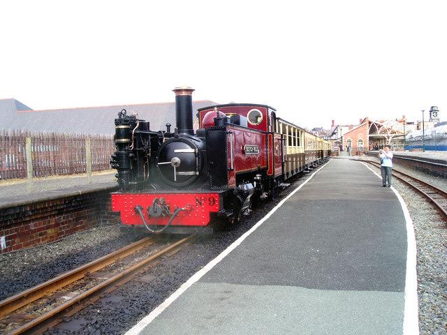 Aberystwyth: Vale of Rheidol Railway
