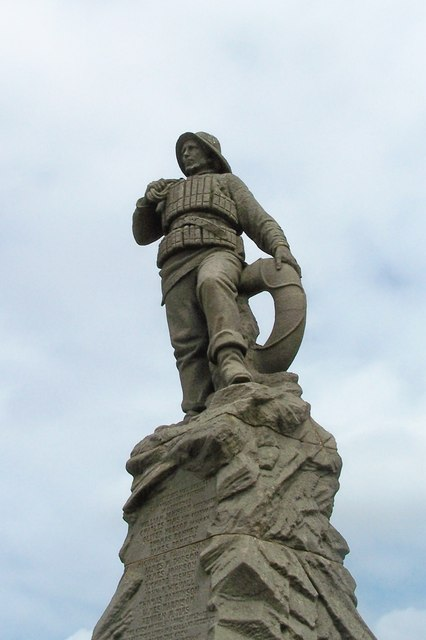 Lifeboat Disaster Memorial, St Annes-on-Sea