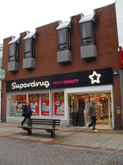 Superdrug in London Road