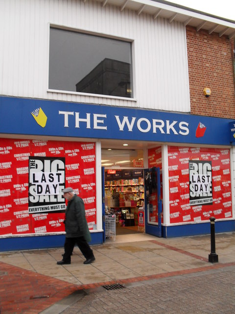 The Works in London Road