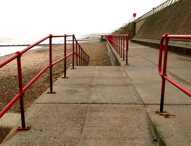 Hornsea Seafront