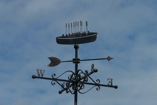 Former Lifeboat Station Weather Vane, Eastbank Road, St Annes-on-Sea