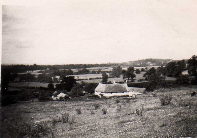 Cools Farm in about 1948