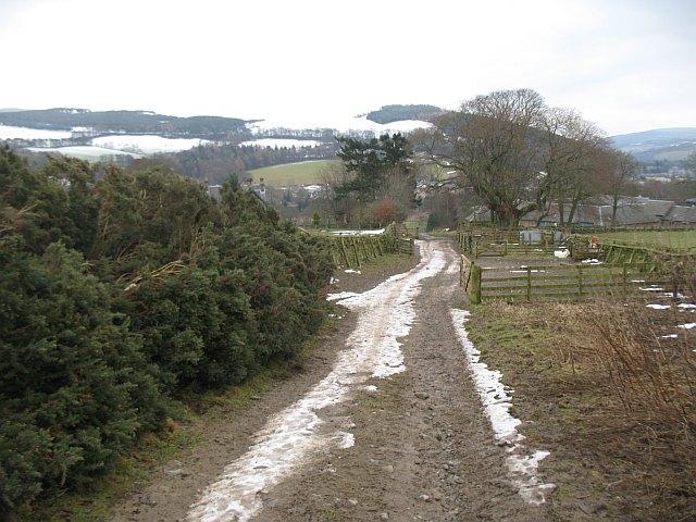 Drove road, Standalane