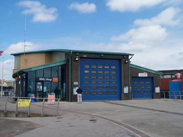 Lifeboat Station, St Annes-on-Sea - 2